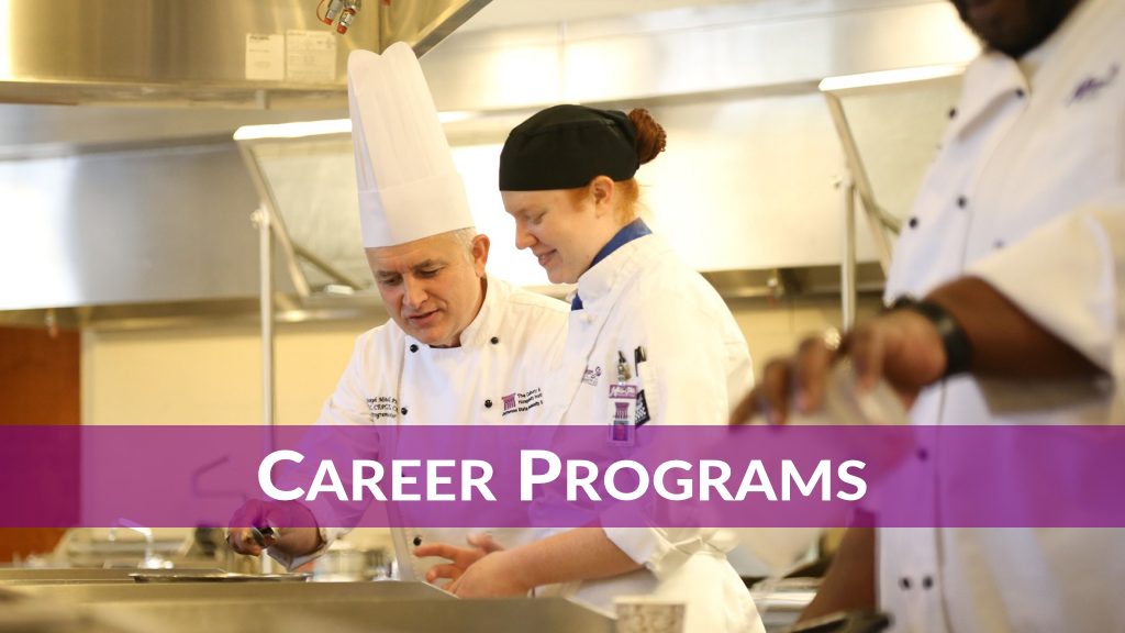 Career Professional Programs Page